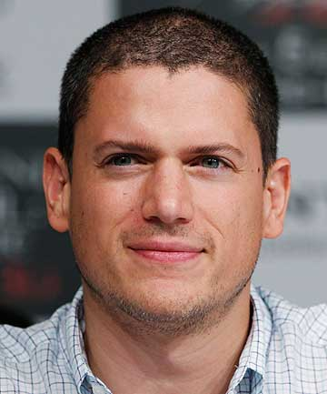 BOLD PROTEST: Prison Break actor Wentworth Miller has rejected an invitation to attend a film festival because of Russia's recently-passed anti-gay laws.