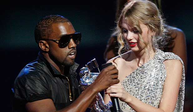 Kanye West, Taylor Swift keep talking about 2009 | Stuff co nz