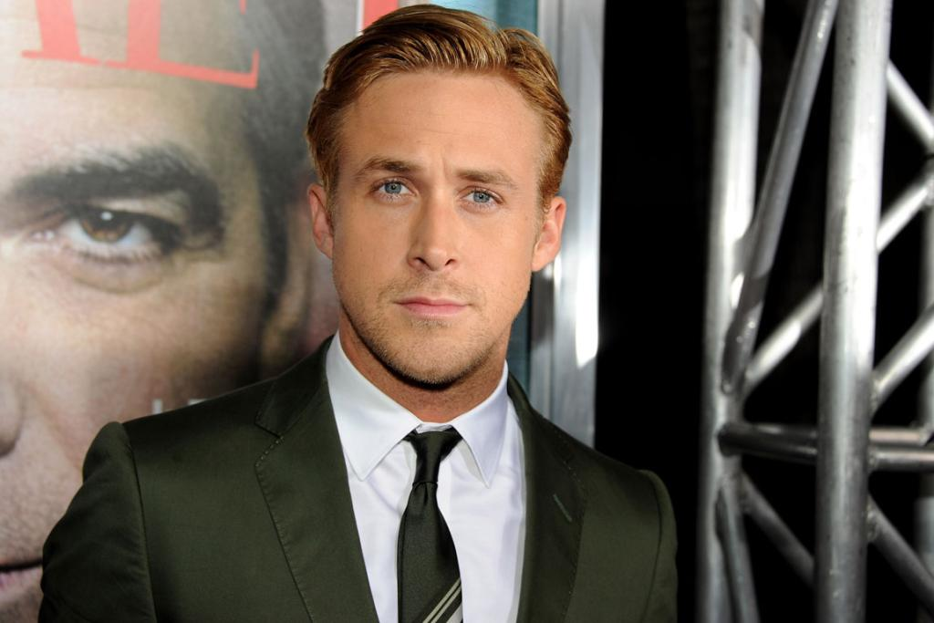 No 4: Ryan Gosling garnered 32 per cent of the votes.