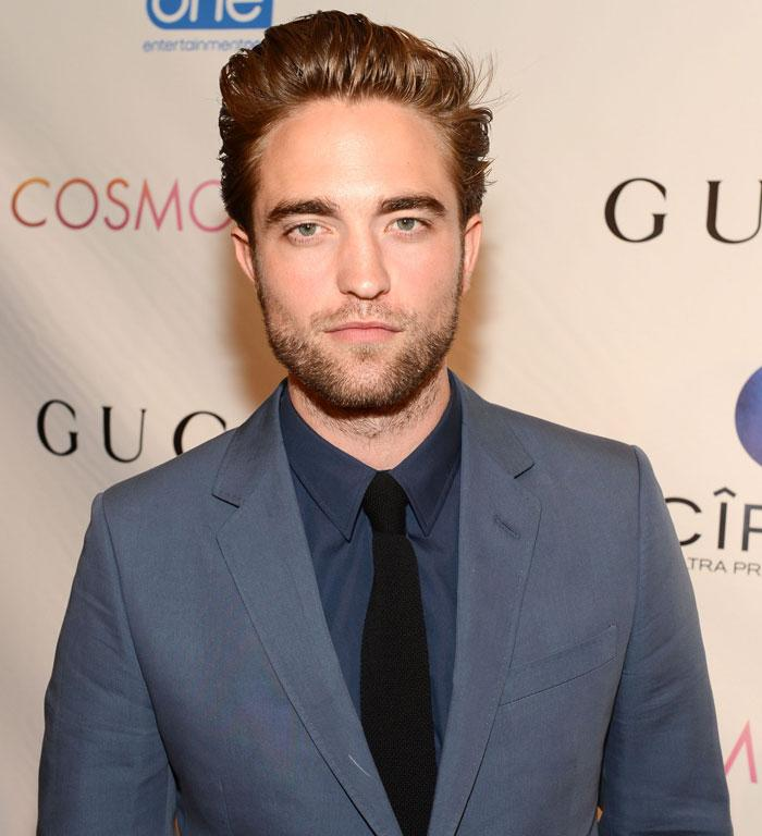 No 9: Unlucky in love Robert Pattinson was voted for 16 per cent of the time.