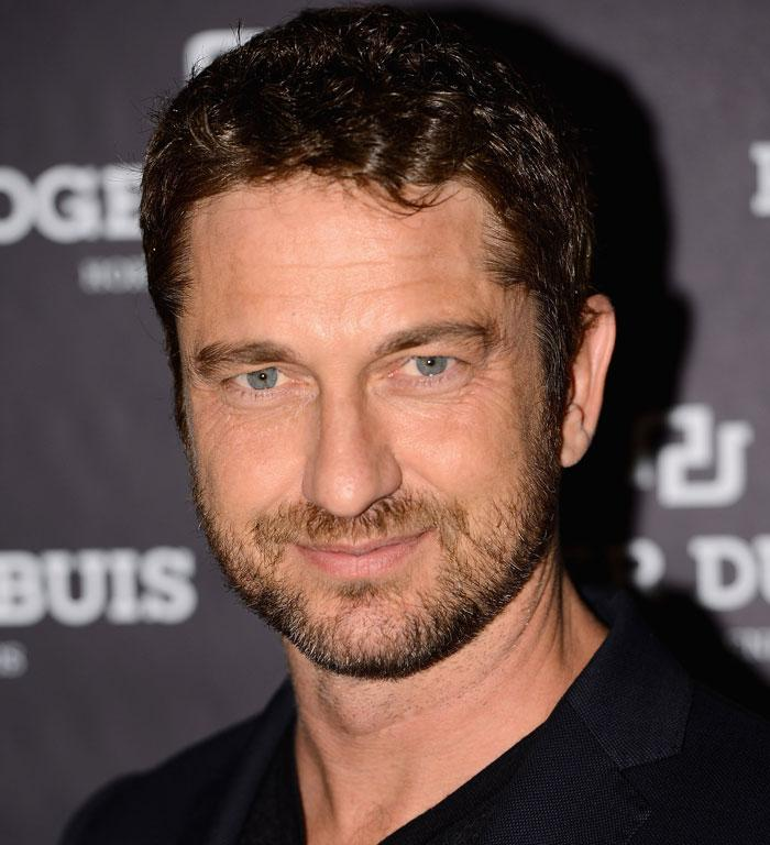 No 3: 33 per cent of the women who voted would like to have a holiday romance with Gerard Butler.