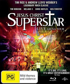 Superstar: They call it a legendary rock classic but Jesus Christ Superstar has changed so