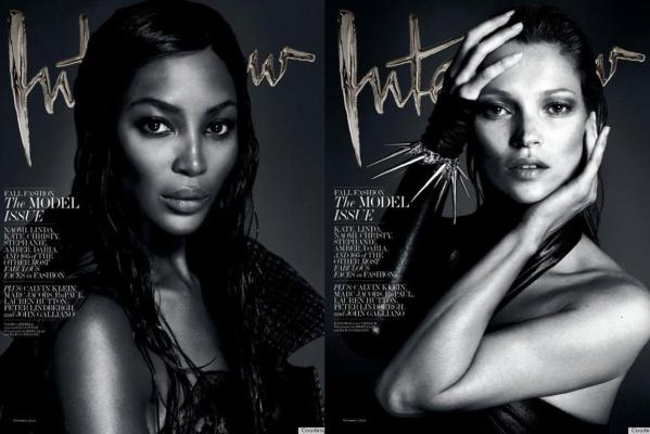 Seven supermodels still sizzling