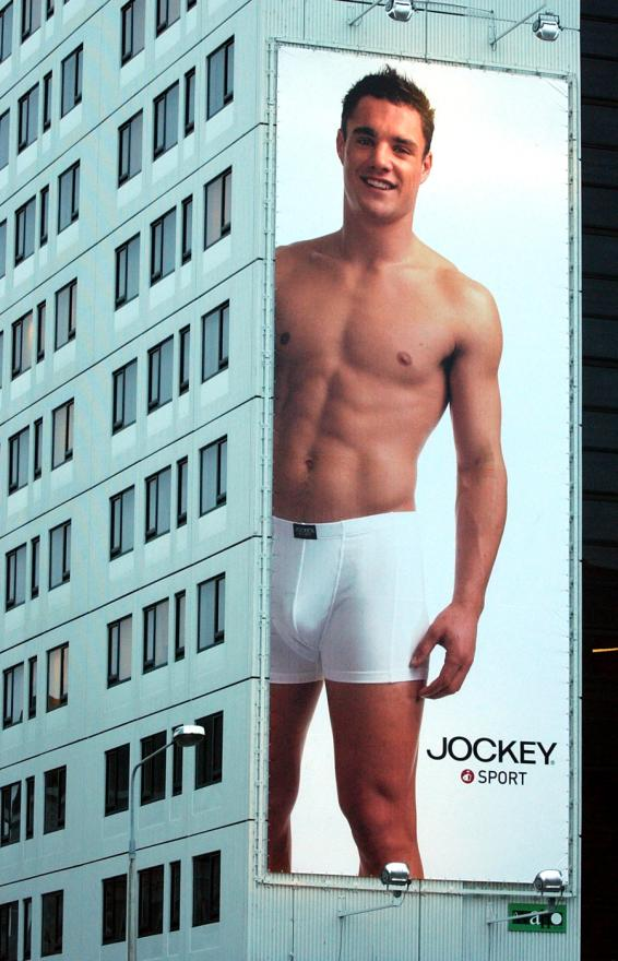 2004: A year after he debuts as an All Black, Dan Carter is stopping traffic with his first 16-