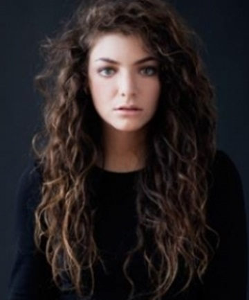 CHART-BREAKER: 16-year-old Lorde.