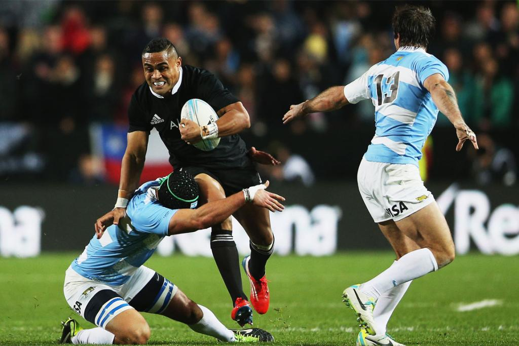 All Blacks v Argentina in Hamilton gallery