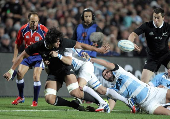 All Blacks v Pumas