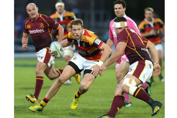 Stags versus Waikato
