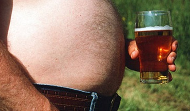 CROOK: Beer served from unclean pipes can give you a sore belly.