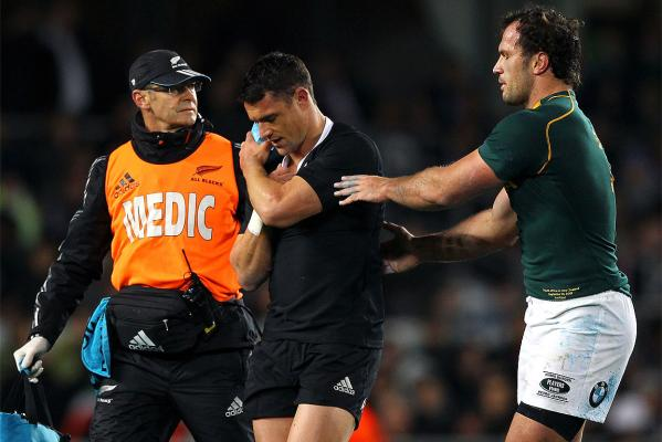 All Blacks vs Springboks