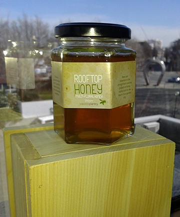 CPIT's Rooftop Honey