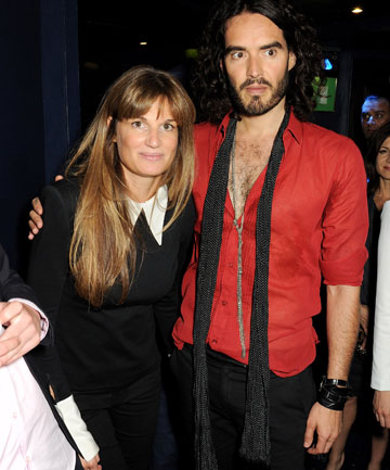 Russell brand who is dating
