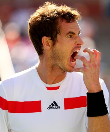 BACKING OUT: Wimbledon champion Andy Murray is set to have back surgery, which could keep him out for the rest of the season.