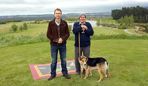 HOME AGAIN: The Amazing Race's Phil Keoghan