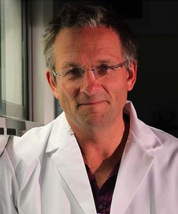 CONTROLLING CRAVINGS: Michael Mosley is a self-confessed sugar addict.