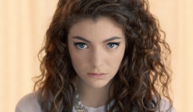 THIS IS ME: Lorde says she has a clear idea of what she wants, where she's going, and how she's going to get there.