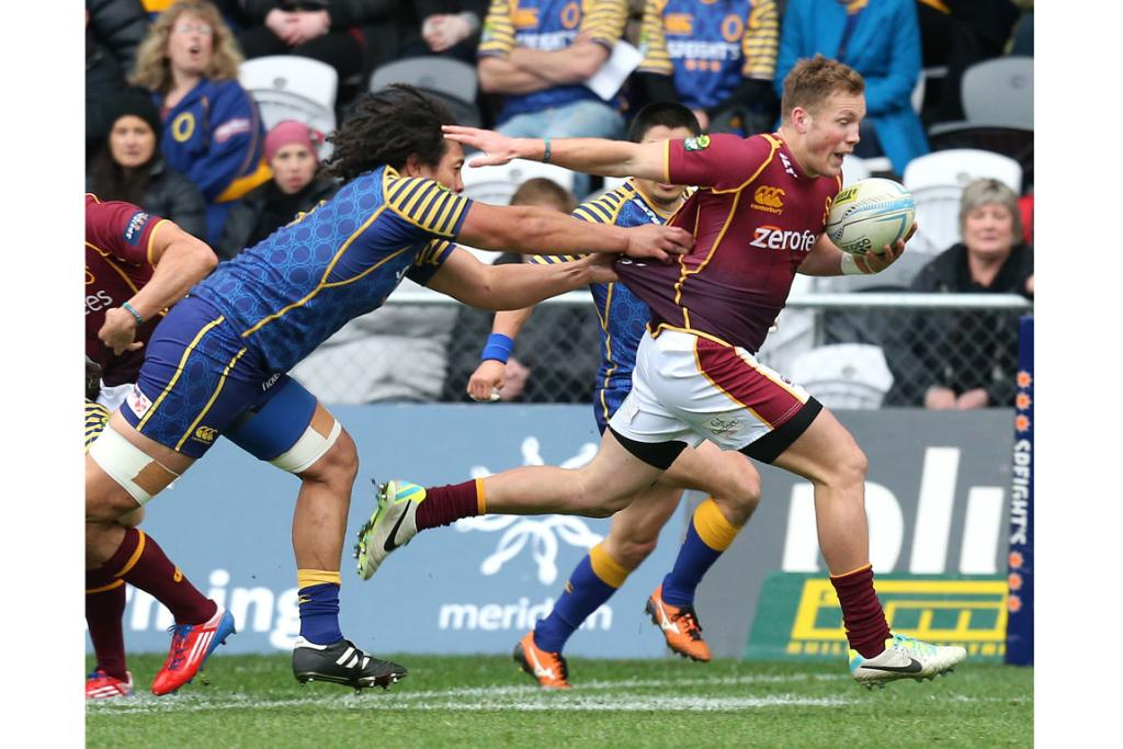Stags versus Otago