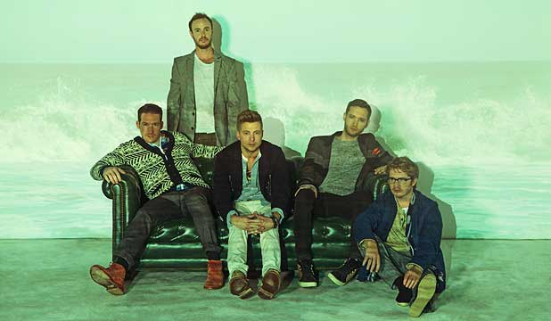 COMING TO NEW ZEALAND: OneRepublic