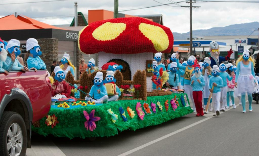 Images from this year's annual festival in Alexandra.