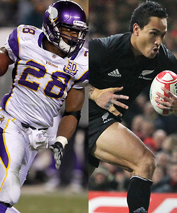 Rugby Vs American Football No Contest Stuff Co Nz