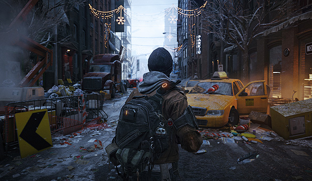 PROLIFIC PLAYER: Author Tom Clancy helped create an enormous collection of video games, the latest of which, The Division, is due to be released next year.