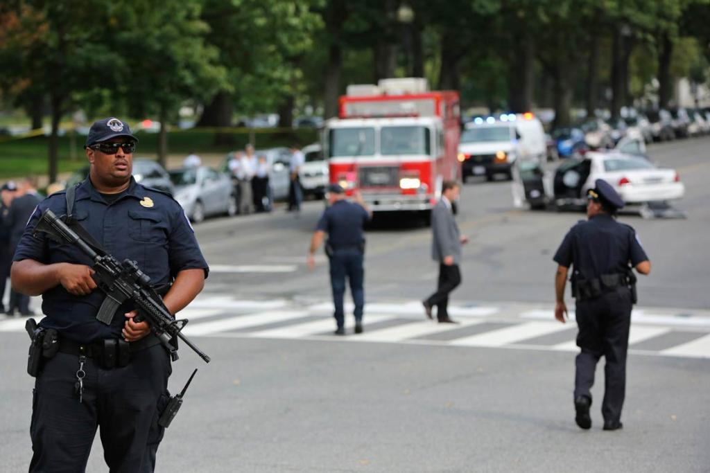 US Capitol shooting