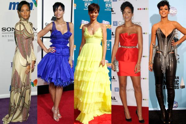 Red Carpet Rewind: Rihanna