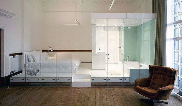 Are you ready for an open plan bathroom for Bedroom designs nz
