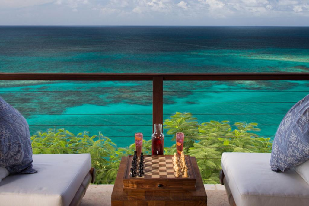 Sir Richard Branson's private island is available for rent when he is not in residence.