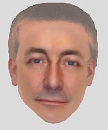 An Efit of a man police want to talk to in connection with Madeleine McCann's disappearance.