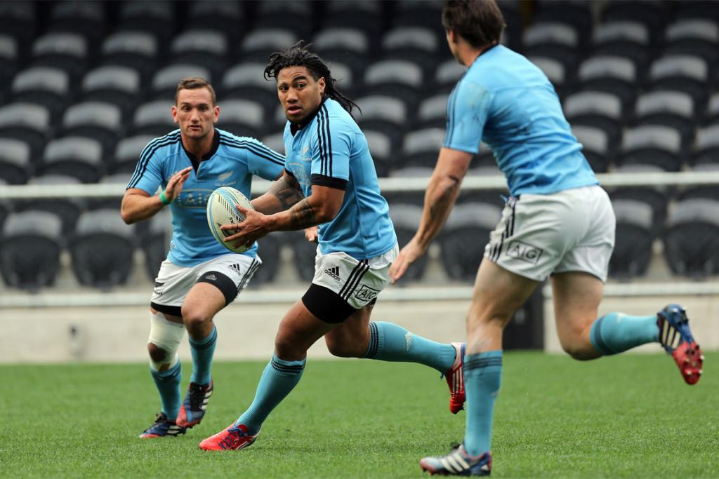 All Blacks prepare