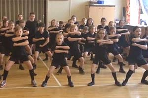 Image result for CHILDREN HAKA DANCE