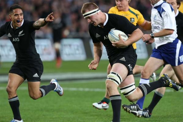All Blacks v Wallabies in Dunedin gallery