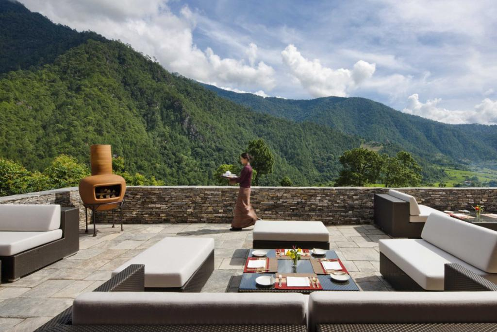 13 Exotic hotels
