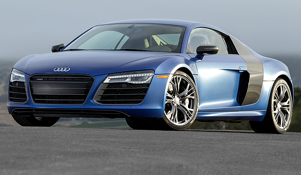 SERIOUSLY FAST: Audiu0027s R8 Has Earned Its Place Among Really Good, Fast Cars.
