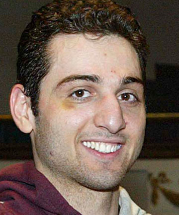BOMBING SUSPECT: Tamerlan Tsarnaev was killed during the police pursuit of him and his brother.