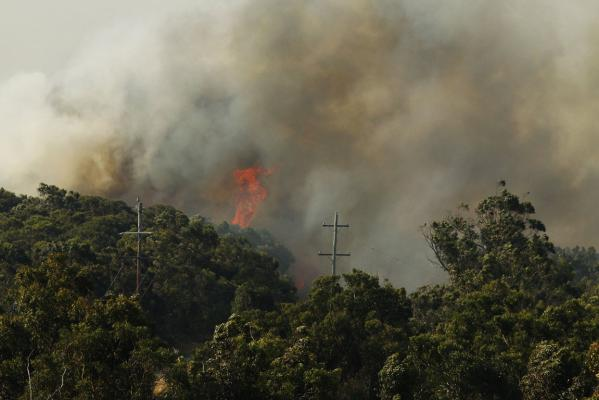 nsw fires - photo #41