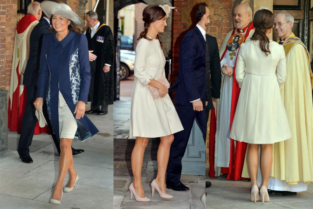 A Guide To The Royal Christening Fashion