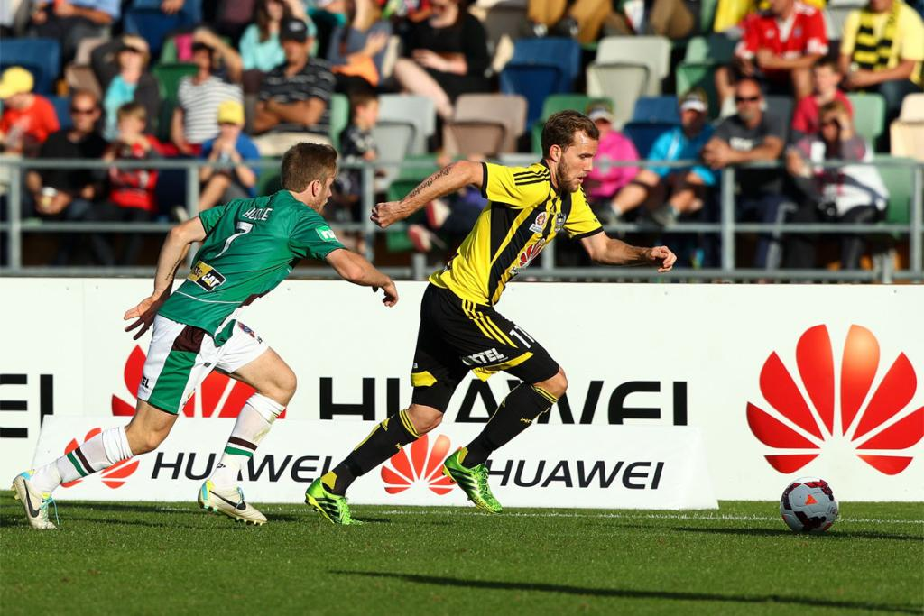 Wellington Phoenix 2013/14 gallery