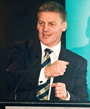 LISTED: Bill English is stepping down as the MP for Clutha-Southland after eight terms.