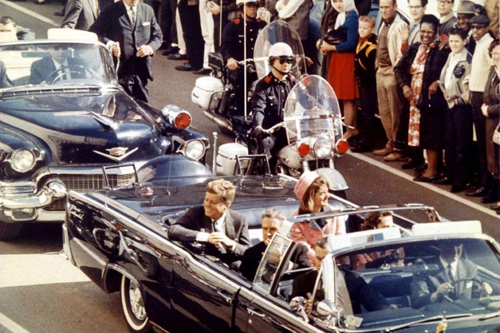JFK: 50 years on