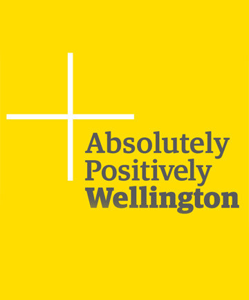 The new logo for Absolutely Positively Wellington.