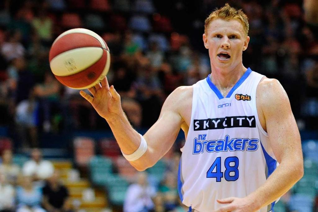 Gary Wilkinson led the Breakers with 19 points in the loss in Townsville.