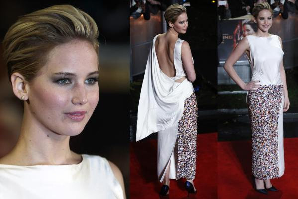 Catching Fire premiere
