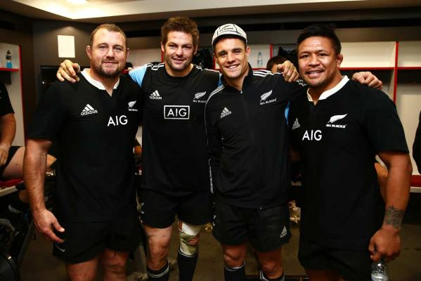 All Blacks centurions