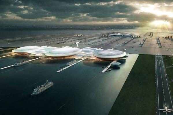 Floating Airport 1
