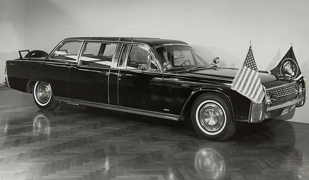 Jfk S Death Drive Limo Was Revamped Stuff Co Nz