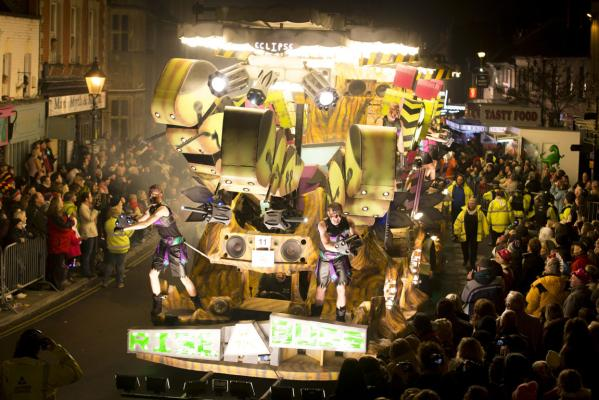 Glastonbury Carnival  1