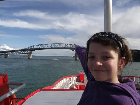 Photo compertition Auckland Habour Bridge
