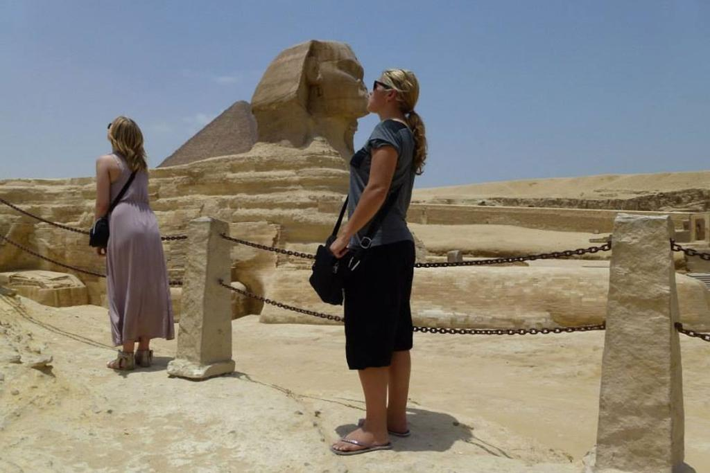 Travel Cliche Sphinx